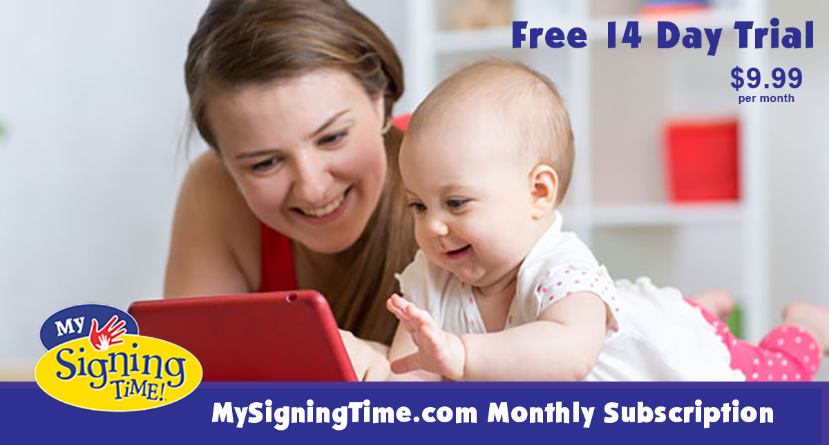 Baby Sign Language Digital Resources